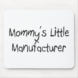 Pequeño fabricante de Mommys Tapete De Ratones