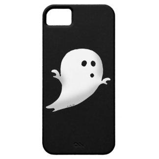 Pequeño fantasma lindo iPhone 5 Case-Mate fundas