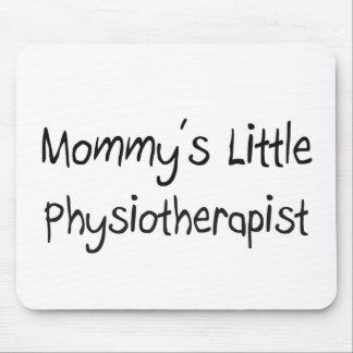 Pequeño fisioterapeuta de Mommys Alfombrilla De Ratón