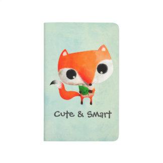 Pequeño Fox lindo Cuaderno
