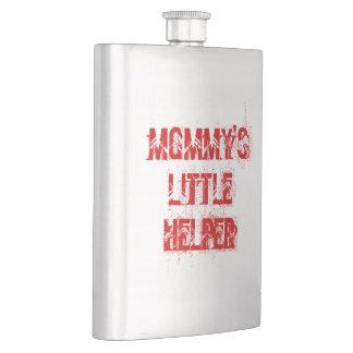 Pequeño frasco del día de madre del ayudante de la petaca