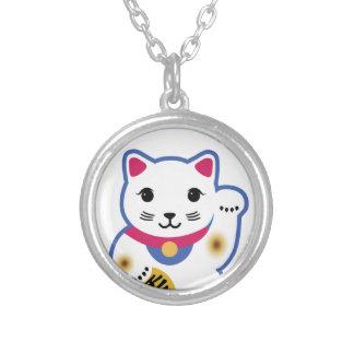 Pequeño gato afortunado, Maneki-neko, 招き猫 Joyerias Personalizadas
