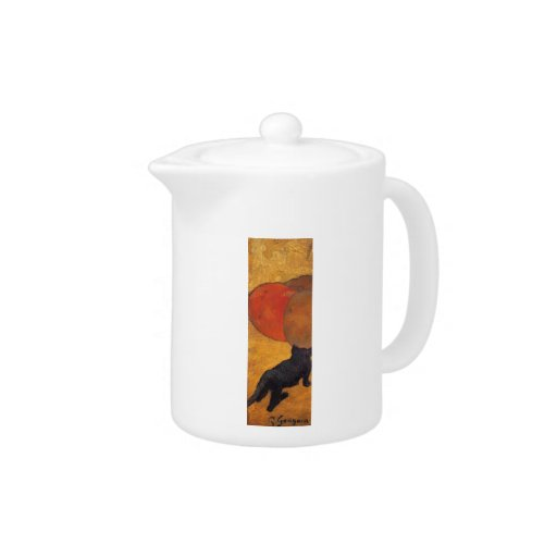 Pequeño gato de Paul Gauguin- A