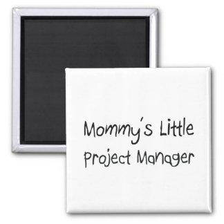 Pequeño gestor de proyecto de Mommys Iman Para Frigorífico