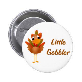Pequeño Gobbler Pins