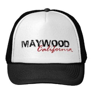 Pequeño gorra de la ciudad de Maywood California