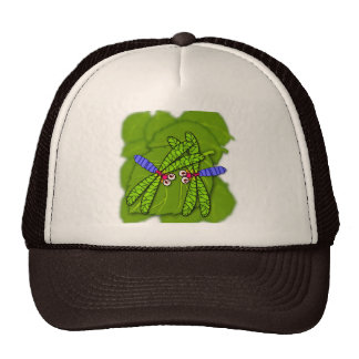 Pequeño gorra de la libélula
