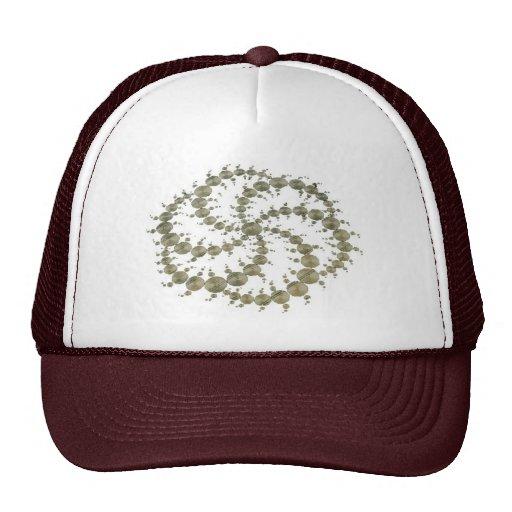 Pequeño gorra del círculo de la cosecha