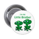 pequeño hermano de la rana pins