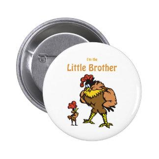 pequeño hermano del pollo pins