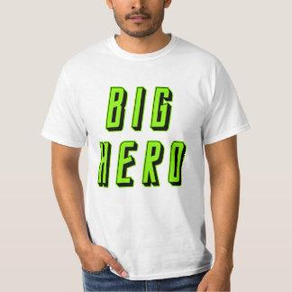 Pequeño héroe del héroe grande playera