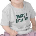 Pequeño hombre de Daddys Camiseta