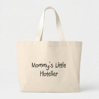 Pequeño hotelero de Mommys Bolsa De Mano
