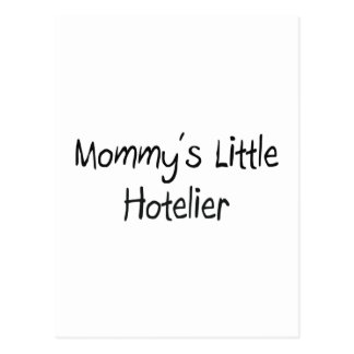 Pequeño hotelero de Mommys Postal