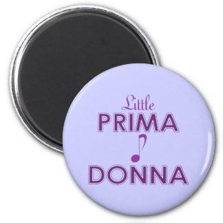 Pequeño imán de Prima Donna