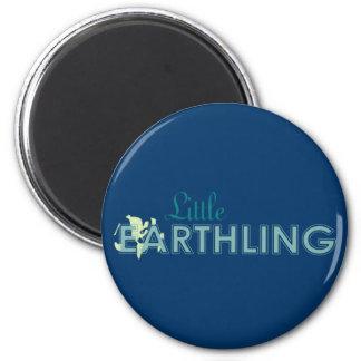 Pequeño imán del Earthling