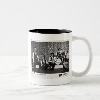 Pequeño Juan y la taza de la foto de los sherwoods
