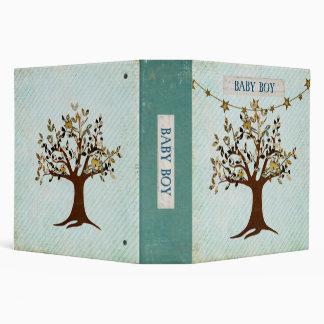 """Pequeño libro del bebé del árbol de los pájaros carpeta 2"""""""
