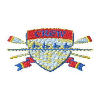 Pequeño logotipo del Rowing Sudadera Bordada