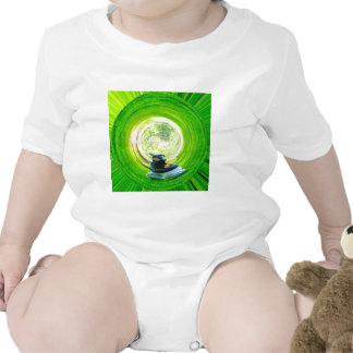 Pequeño mago traje de bebé