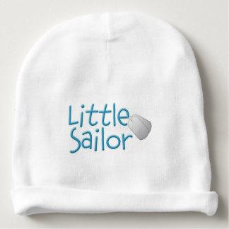 Pequeño marinero gorrito para bebe