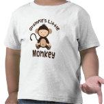 Pequeño mono de Grampies Camisetas