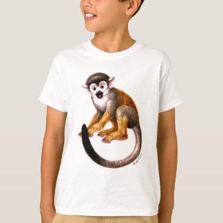 Pequeño mono playera