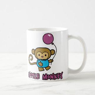 Pequeño mono taza clásica