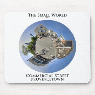 Pequeño mundo de la calle comercial, Provincetown Tapete De Ratón
