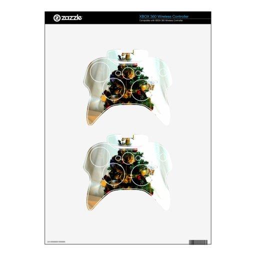 Pequeño navidad mando xbox 360 skins