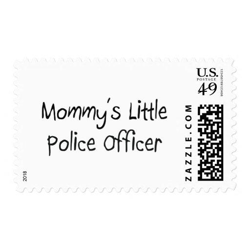 Pequeño oficial de policía de Mommys Envio
