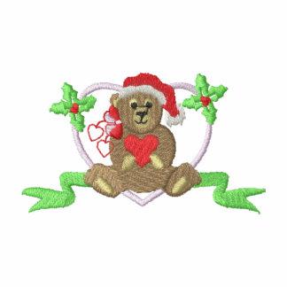 Pequeño oso del navidad