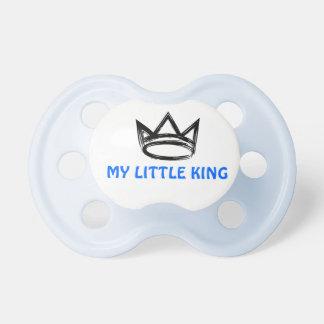 pequeño pacificador de los reyes chupetes de bebe