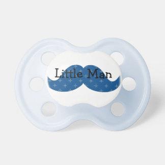Pequeño pacificador del personalizado de chupetes para bebes