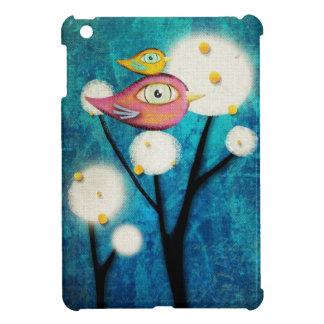 Pequeño pájaro cómodo iPad mini protectores