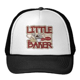 Pequeño panadero gorras de camionero