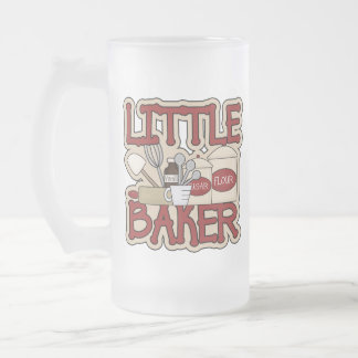Pequeño panadero tazas