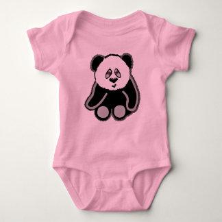 ¡Pequeño panda soñoliento! Poleras