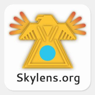 pequeño pegatina de Skylens.org