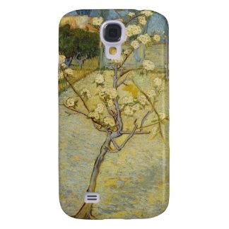 Pequeño peral en flor de Vincent van Gogh