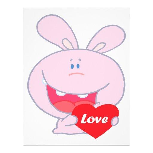 pequeño personaje de dibujos animados lindo del co tarjeta publicitaria