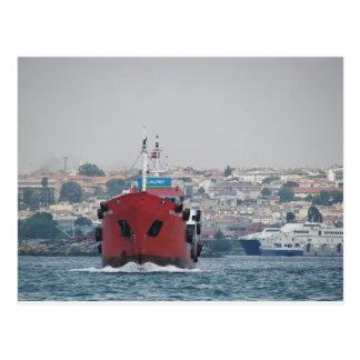 Pequeño petrolero Yagmur Deniz Tarjetas Postales