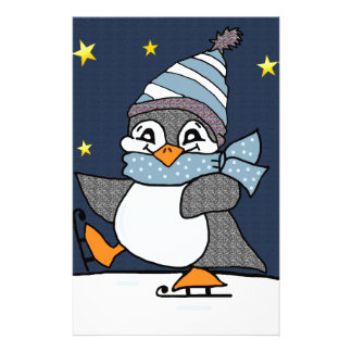 Pequeño pingüino papelería