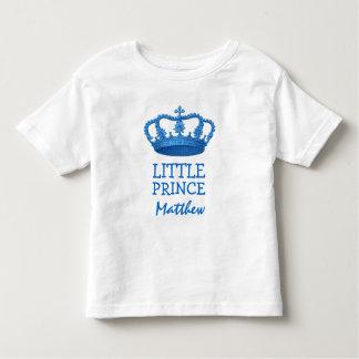 Pequeño príncipe con la corona V21 Camisas