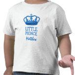 Pequeño príncipe con la corona V21 Camiseta
