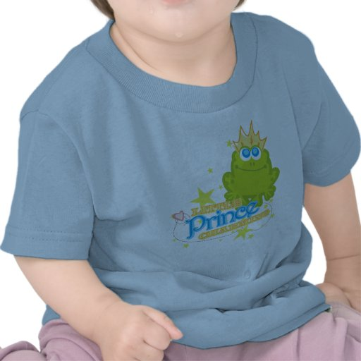 Pequeño príncipe el encantar camisetas