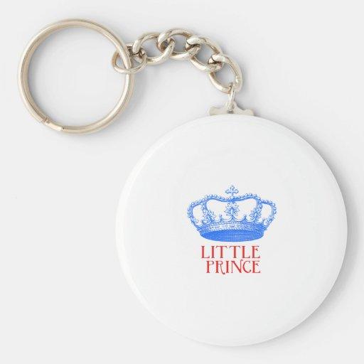 Pequeño príncipe llaveros personalizados