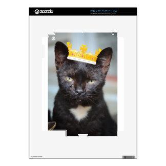 pequeño príncipe triste Kittie Calcomanía Para El iPad 2