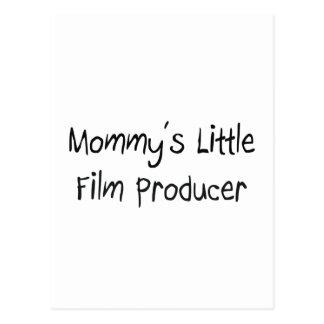 Pequeño productor cinematográfico de Mommys Tarjetas Postales