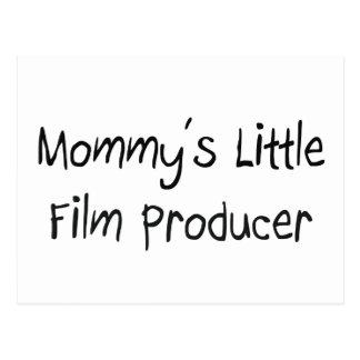 Pequeño productor cinematográfico de Mommys Postales